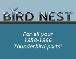 Bird Nest Thunderbird parts