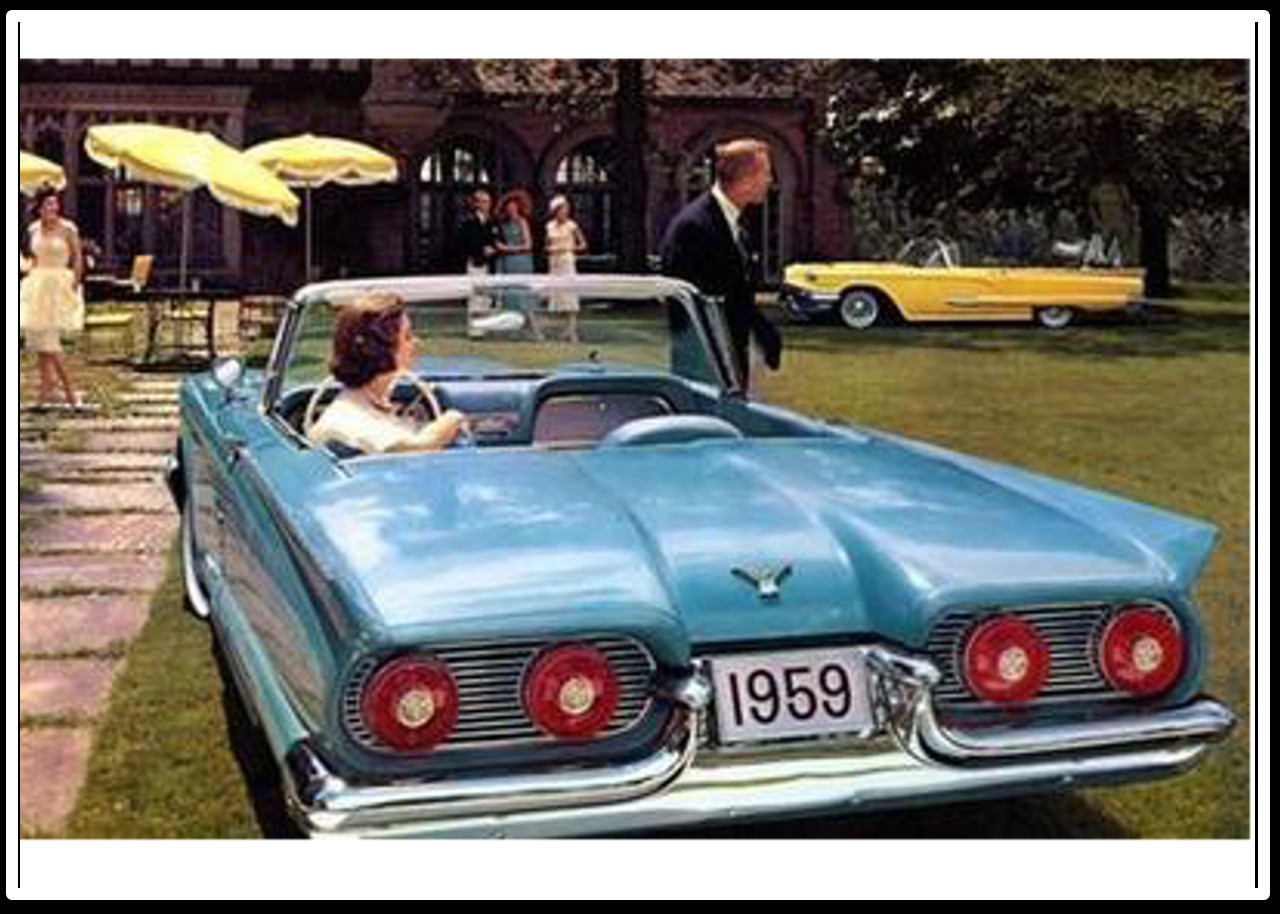 unhealthy friendships in a vintage thunderbird We bring people of all ages together who share a common interest, to bond and create friendships and memories that last a lifetime find out more about becoming a member of hoosier vintage thunderbird club.
